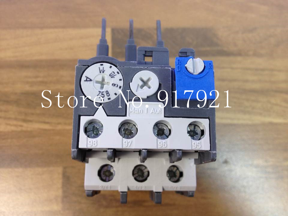 цена на [ZOB] The original TA25DU-11 TA series 7.5-11A three-phase thermal relay overload protection  --5pcs/lot