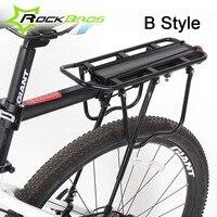Hot RockBros Bike Rack Repair Stand Rear Seat MTB Mountain Road Cycling Wings For Bicycle Racks