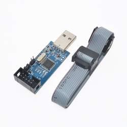 1 лот Новый USBASP USBISP AVR программист USB ISP USB ASP ATMEGA8 ATMEGA128 Поддержка Win7 64