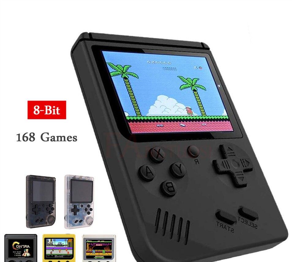 Consola de videojuegos FANGTUOSI 8 bits 2