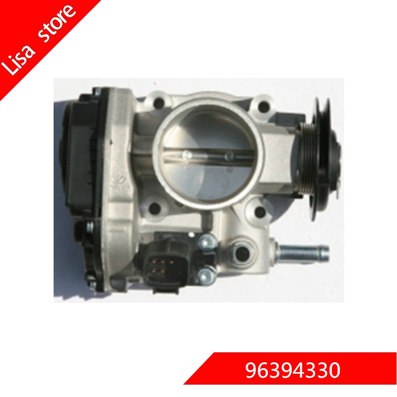 96394330 96815480 Throttle Body For  Daewoo Chevrolet Lacetti 1.0 Nubira(New) Optra (J200)96394330 96815480 Throttle Body For  Daewoo Chevrolet Lacetti 1.0 Nubira(New) Optra (J200)