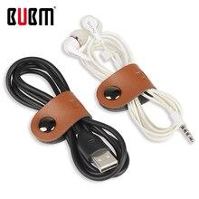 BUBM дорожные аксессуары Multiuse Кабельные стяжки Провод USB держатель Организация Микрофибра Цифровой получения закрытым