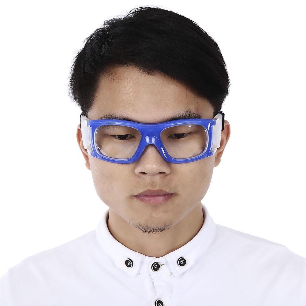 Новый dx070 Открытый Спортивные очки Баскетбол Футбол Очки для лыжного спорта защитные очки с Близорукость объектива противотуманные спорти...