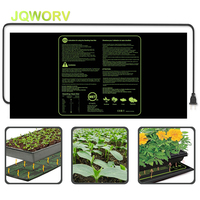 50.8x25.4cm waterproof plant nursery heating pad 20x10in seed germination Seedling Seed Propagation Starter Pad Agriculture tool