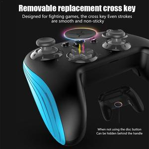 Image 4 - iPega PG 9139 Controller Wireless Bluetooth Gamepad Joystick Gaming Joypad Joy Pad For Nintendo Switch Pro Android PC Win7 Win10