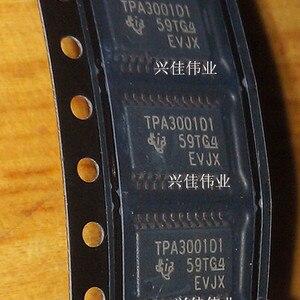 5PCS/LOT TPA3001D1PWPR TPA3001