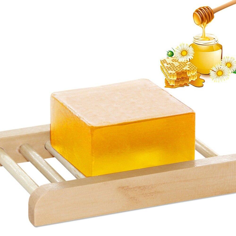 New 100% HandMade Whitening Peeling Glutathione Arbutin Honey Kojic Acid Soap 100g