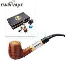 EPipe 618 Kit de Cigarrillo electrónico E tubería 618 smok Vapor con madera 2.5 ml Atomizador Con 18350 Batería vs K1000 e tubería Tutor