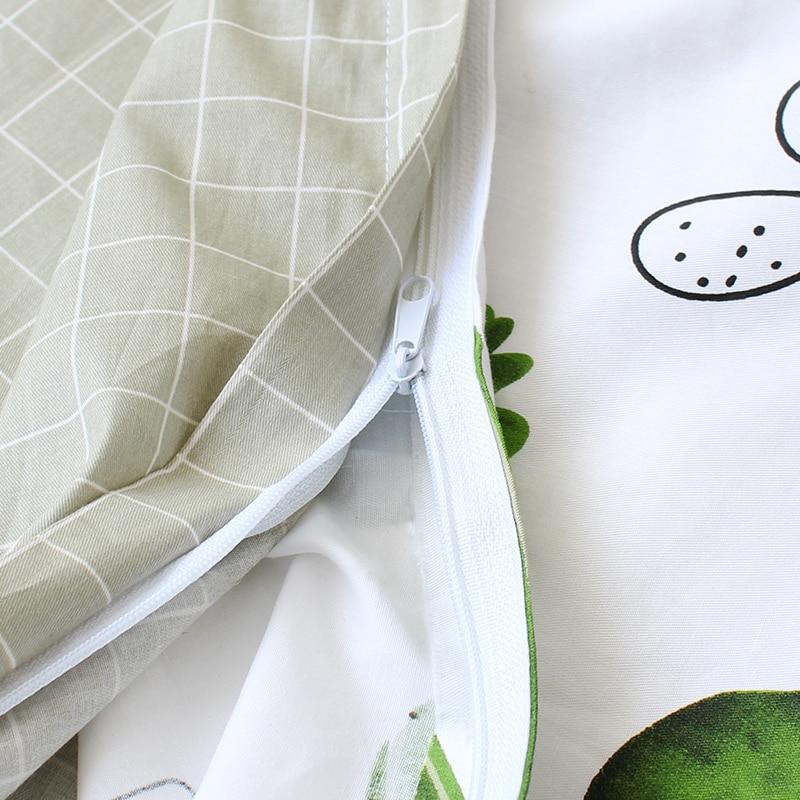3 buc Set de lenjerie de pat Set de lenjerie de pat pentru copii Set - Așternut - Fotografie 6