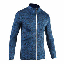 2018 Men Running Jackets Fitness Sports Coat Football Training Gym Thin Breathable Quick Dry WomenSport