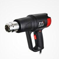 Heat Gun Hot Air Gun Thermostat Car Foil Gun Tools Plastic Welding Gun Industrial Shrink Film