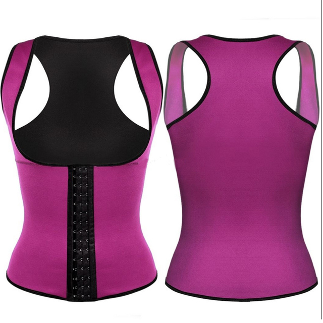 Women Wast Trainer 2017 Women's Neoprene Body Shaper Slimming Fitness Waist Slim Belt Vest Underbust Wedding Party Shapers Top
