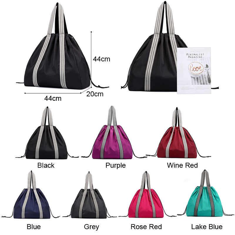 ea30a4427 ... Nylon Yoga Mat Bags Gym fitness Bag Backpack Sac De Sport Sports  Shoulder Drawstring Gymtas Handbag ...