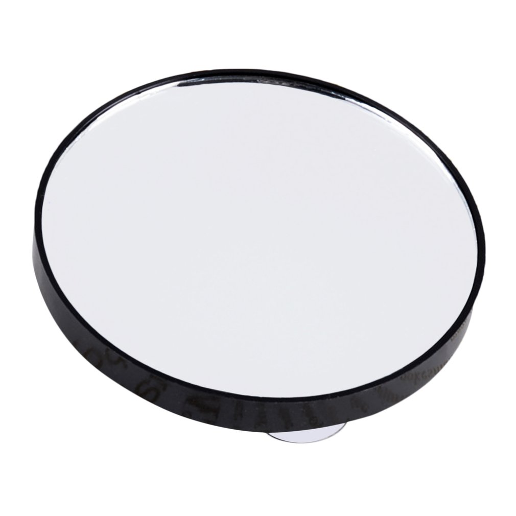 Vanity Makeup Mirror 5X 10X 15X Magnifying Mirror With Two Suction Cups Cosmetics Tools Mini Round Mirror Bathroom Mirror hot