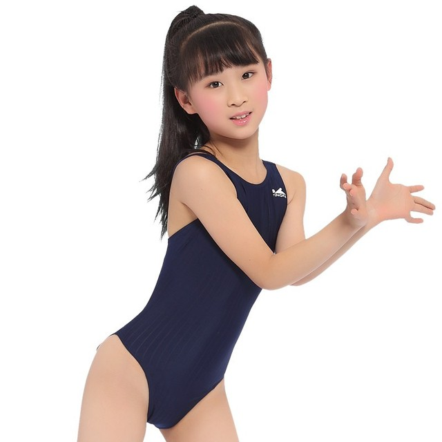 63ba79496d025 Racing Children One Piece Swimsuits Kids Girls Swimwear Sports Baby Bathing  Suits Bathers For Training Bodybuilding Competition