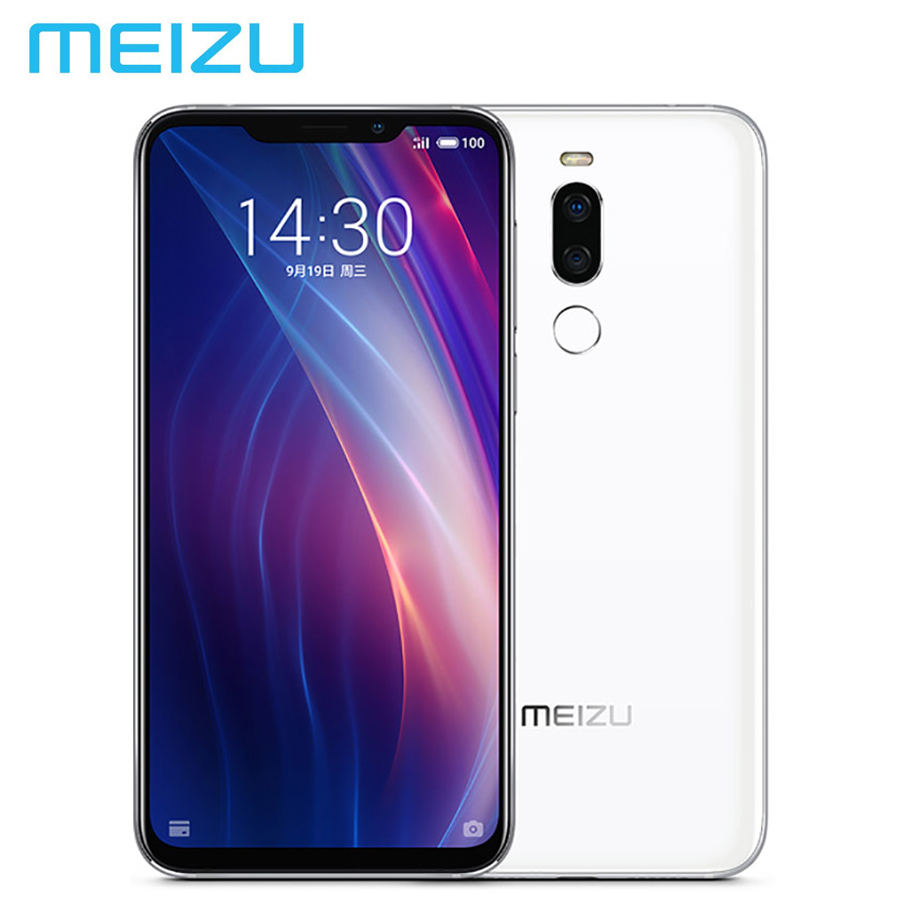 "NEW MEIZU X8 Dual SIM 4G LTE Mobile Phone 4GB 64GB Snapdragon710 OctaCore 6.15""1080x2220p Android8.0 3210mAh 20MP Global Version"