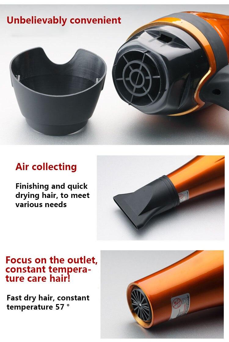 secador de cabelo 220v mais de 2000