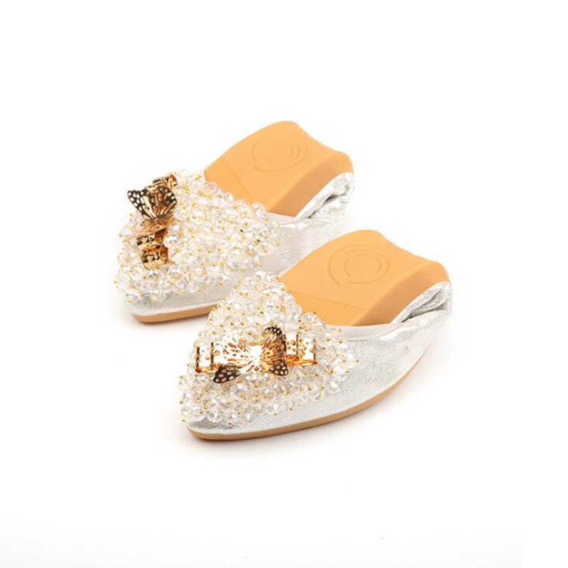 Новинка; большие размеры 35-44; женская обувь на плоской подошве, украшенная бусинами; женские лоферы; летняя модная Милая повседневная обувь на плоской подошве; женская обувь; zapatos mujer; c449