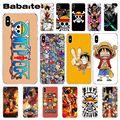 Babaite аниме цельный Мягкий Силиконовый ТПУ чехол для телефона Apple iPhone 8 7 6 6S Plus X XS MAX 5 5S SE XR Чехлы для мобильных телефонов - фото