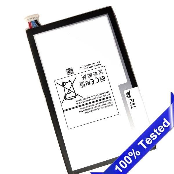 SanErqi T4450E Batterie Für Samsung GALAXY Tab 3 8,0 T310 T311 T315 SM-T310 SM-T311 E0288 E0396 4450 mAh Tablet Batterie