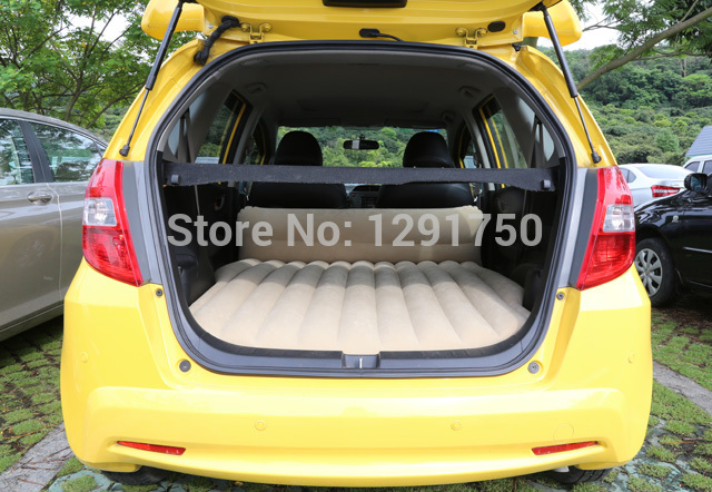 Car Air Bed Travel Inflatable Mattress Driving A To Back