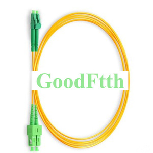 Image 1 - Fiber Patch Cord SC LC APC SC/APC LC/APC SM Duplex GoodFtth 100 500m