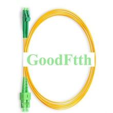 繊維パッチコード SC LC APC SC/APC LC/APC Sm デュプレックス GoodFtth 100 500m