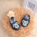 infant dog leather shoes Baby boy girl cute dog prewarker soft sole maccasin first walker shoes 98styles