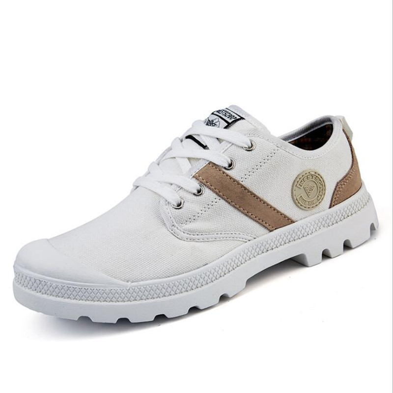 New Fashion low Sneakers Canvas Shoes Women Casual Shoes White Flat Female Basket Lace Up Solid Trainers Chaussure Femme 36-46 new breathable men basketball shoes lace up mens trainers flat walking shoes lithe comfortable zapatillas hombre basket femme