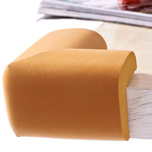 4PCS/LOT Protectors Of The Corners Of The Table Soft Baby Safe Corner Protector Kids Table Desk Corner Guard Children BB0057(China)