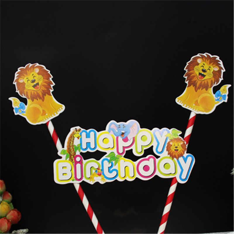 おもちゃの魚海底パーティーの装飾カップケーキトッパーベビーキッズおもちゃ熱帯装飾動物熱帯魚ケーキトッパー