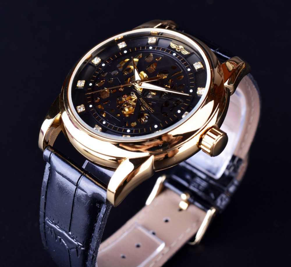 men royal products watches mechanical fashion watch for