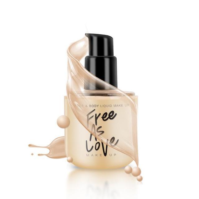 2017 Marca Rostro Base de Maquillaje Líquida Fundación Crema Bb Corrector de Blanqueamiento Hidratante Aceite-control A Prueba de agua