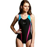 Bodysuit One Piece Women Swimwear Bather Pool Female Swimsuit Swim Bathing Suit 2018 Arena Large Size