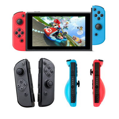 Bluetooth Wireless Pro Game Controller Gamepad Handgrip Joystick Joy-con(L/R) For Nintend Switch NS Gaming Console Type C Cable(China)