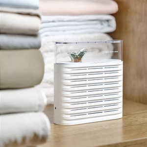 Image 4 - يوبين سوثينغ جهاز لإزالة الرطوبة من الهواء 150 مللي قابلة لإعادة الشحن مجفف هواء جهاز امتصاص الرطوبة