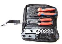 GÜNEŞ PANELI Aracı Kiti LY-K2546B-1 PV Aracı seti MC4 sıkma aracı seti sadece dahil olmak üzere MC3 sıkma kalıp seti  MC4/MC3 sıkma aracı