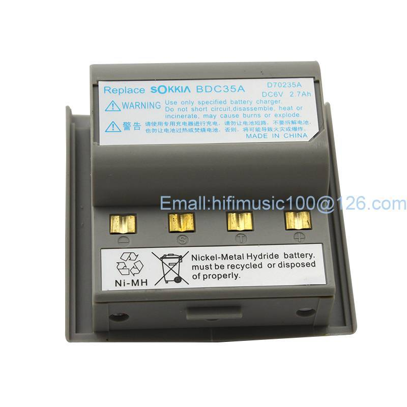 BDC35A BDC 35 Compatible Battery for Sokkia Instrument Total Station цены