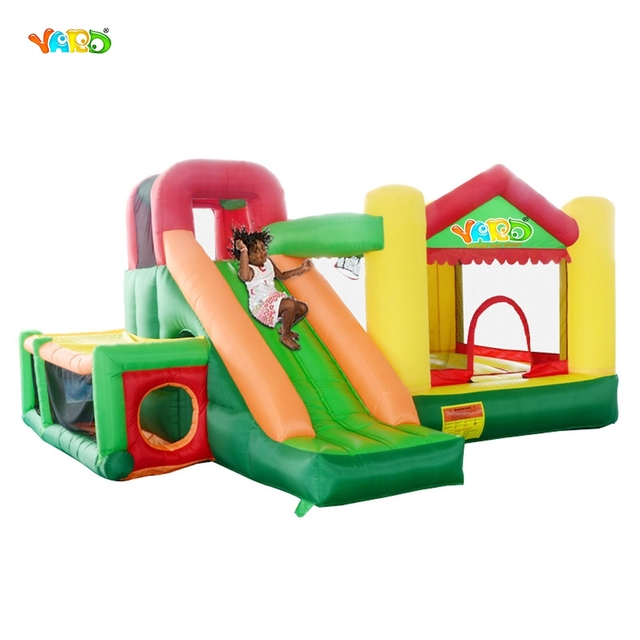 YARD Hot Selling Bounce House Inflatable Bouncer For Kids Backyard Outdoor  Sports Game