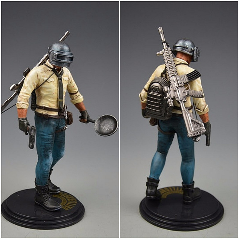 H1Z1 Player Unknowns Battle Grounds PUBG Playerunknowns Battlegrounds Model Doll 14 Style Game Figurine Action Figure