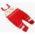 2016 Otoño Pantalones de Bebé de Algodón Niño Niña Pantalones de Dibujos Animados de punto Niña Niño Busha PP Pant Pantalones Leggings Elástico de La Cintura de Ropa