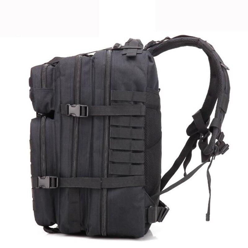 34L Military Tactical Assault Pack Rucksack Armee Molle Wasserdicht Bug Out Bag Kleine Rucksack für Outdoor Wandern Camping Jagd - 3