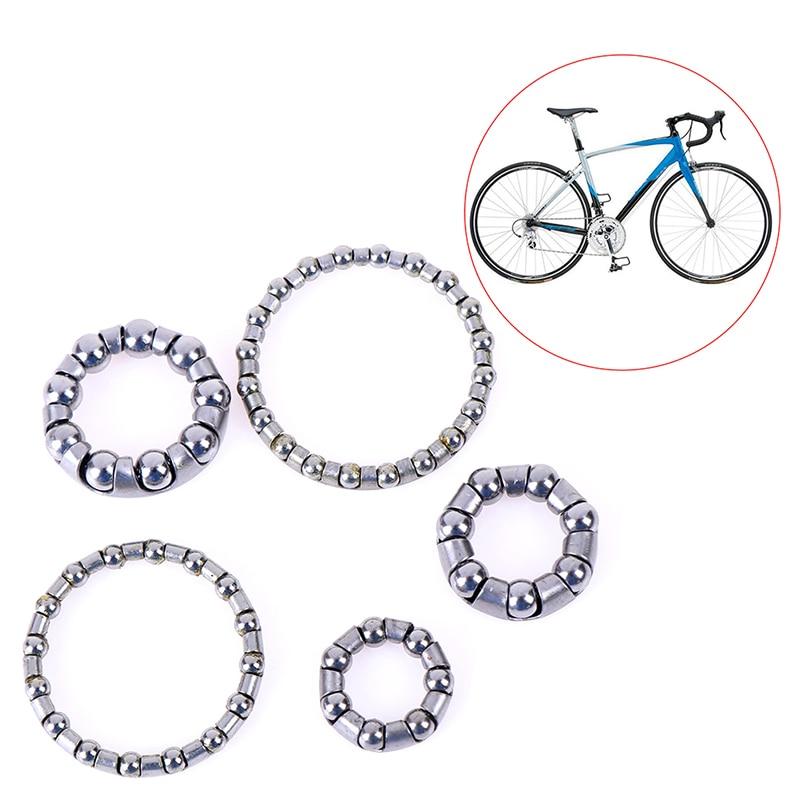 1 1//8/'/' Bike Ball Bearing MTB Threaded Race Headset Cycling Metal 2018