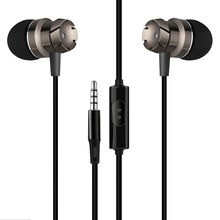 3.5mm Jack In-ear Earphone for Asus Zenfone Max Pro (M1) ZB601KL Clear Heavy Bass Stereo Music