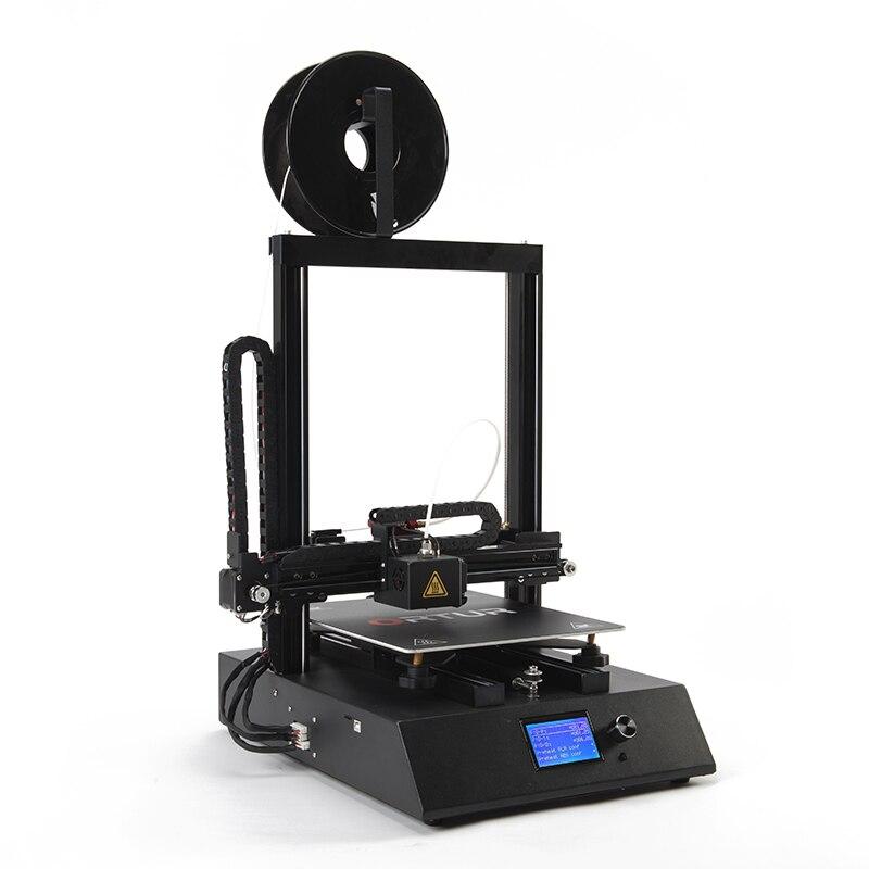 2019 Newst Ortur 4 Pro Kit de Impressora Com Currículo 3D Impressão 260*310*305 MILÍMETROS Placa de Construção Magnético i3 Prusa Impressora de Mesa para As Crianças