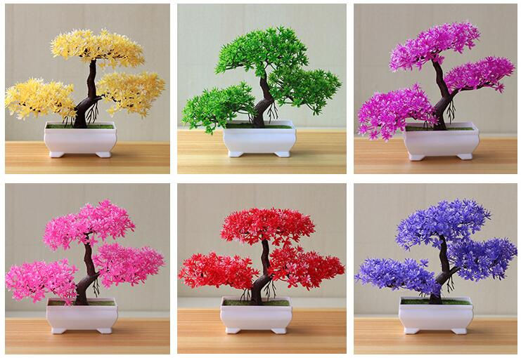 Bonsoplant Artificial Bonsai Small Tree Pot Plants For Home Decoration HTB1bj1AaIvrK1Rjy0Feq6ATmVXap bonsai small tree