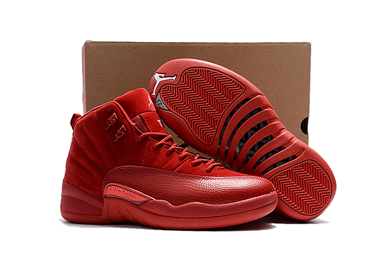 JORDAN 12 de Basket-Ball Chaussures AJ12 Faible aider JORDAN Sneakers Hommes Chaussures de Basket-Ball Jordan 12 taille: 41-47