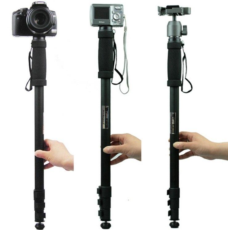 Trépied Manfrotto WT1003 Caméra Trépied Léger 67 Support de Caméra Pour Canon Eos Nikon Sony Fuji Olympus Tous DSLR