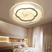 Nordic LED lamps modern minimalist ultra-thin flower corridor balcony aisle wall lamp restaurant living room ceiling lamp