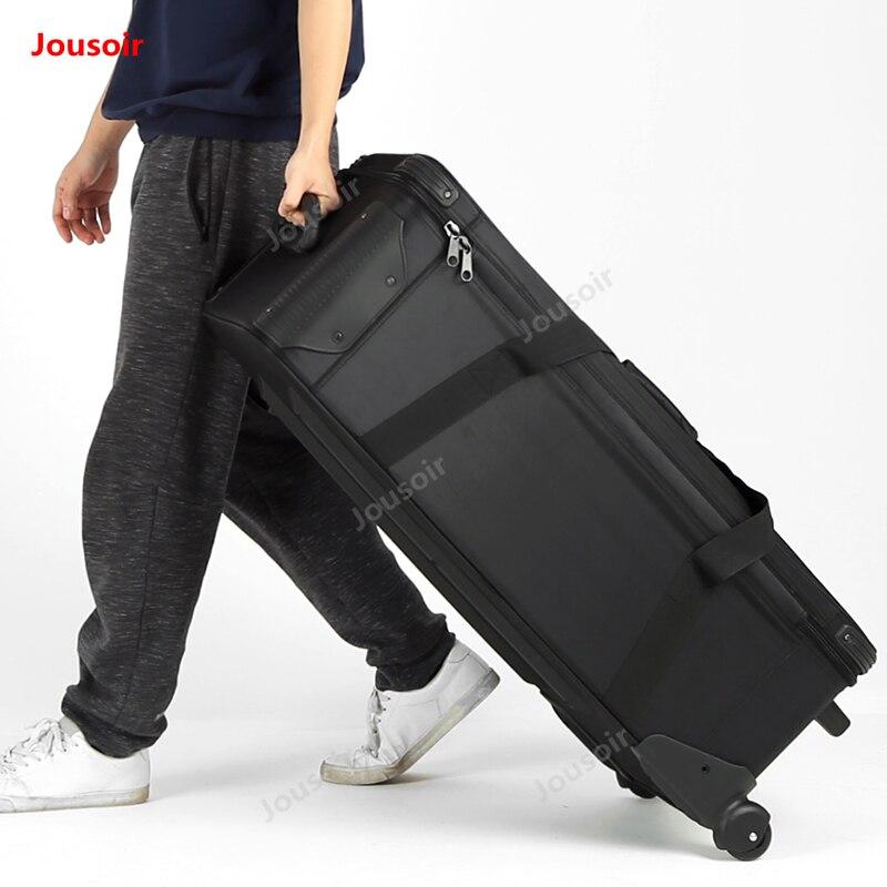 Chariot boîte de rangement lumière support softbox portable transporter photo studio photographie boîte flash set sac équipement CD50 T10
